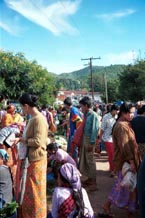 to 78K Jpeg Rotating five day market in Kalaw, southwestern Shan State