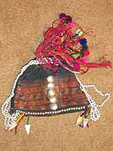 to 42K Jpeg Hani child's hat, Menghai county, Yunnan province