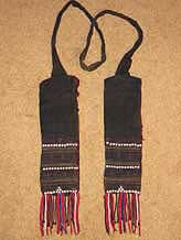 to 43K Jpeg Hani woman's belt, Menghai  county, Yunnan province, southwest China