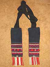 to 45K Jpeg Hani woman's belt, Menghai  county, Yunnan province, southwest China