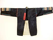 to 42K Jpeg Front view of a Hani woman's jacket, Menghai  county, Yunnan province