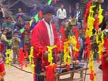 to Jpeg 57K Jpeg 52K Festival in Songtao Miao Autonomous County, Tongren Prefecture, Eastern Guizhou Province