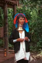 Jpeg 50K Palaung woman outside her house 9809q03