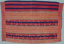 to 58K A gilamat textile originally from Lubuagan but popular all over Kalinga, highlands of Northern Luzon, Philippines