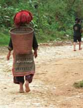 Jpeg 65K Dzao 4 backview of woman and boy walking to market